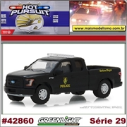 HP 29 - 2017 Ford F-150 Indiana Department - Greenlight - 1/64