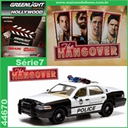 GL HOLLYWOOD  7 - Ford Police Interceptor - Greenlight - 1/64