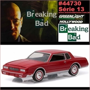 GL HOLLYWOOD 13 - 1982 Chevrolet MONTE CARLO - Greenlight - 1/64