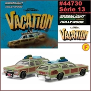 GL HOLLYWOOD 13 - Wagon Queen Family Truckster - Greenlight - 1/64