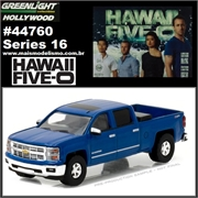 GL HOLLYWOOD 16 - 2014 Chevrolet Silverado - Greenlight - 1/64