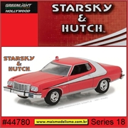 GL HOLLYWOOD 18 - 1976 Ford Gran Torino - Greenlight - 1/64