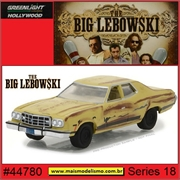 GL HOLLYWOOD 18 - 1973 Ford Gran Torino - Greenlight - 1/64