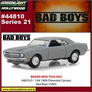 GL HOLLYWOOD 21 - 1968 Chevrolet Camaro - Greenlight - 1/64