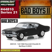 GL HOLLYWOOD 21 - 1968 Chevrolet Chevelle SS - Greenlight - 1/64