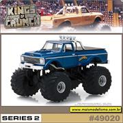 1970 - Chevrolet K-10 USA-1 Heritage Pickup - Greenlight - 1/64