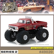 1979 - Ford F-250 WALKIN TALL Pickup - Greenlight - 1/64