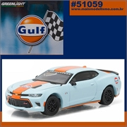2016 Chevrolet CAMARO SS GULF OIL - Greenlight - 1/64