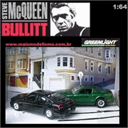 GL BULLITT DIORAMA 40 - Greenlight - 1/64
