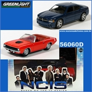 GL NCIS TV SERIES DIORAMA - Greenlight - 1/64