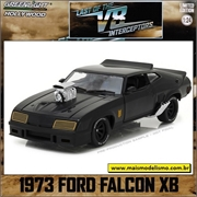 1973 - Ford Falcon XB Mad Max - Greenlight - 1/24