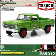1967 - Ford F-100 Pickup TEXACO - Greenlight - 1/24