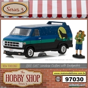 1981 - GMC Vandura Custom with Backpacker - Greenlight - 1/64