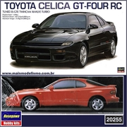TOYOTA CELICA GT-FOUR RC - Hasegawa - 1/24
