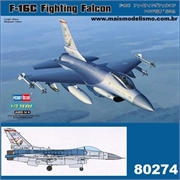 F-16C Fighting Falcon - Hobby Boss - 1/72