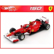2011 - FERRARI 150 ITALIA F.MASSA - Hot Wheels - 1/43