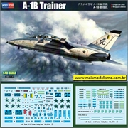 AMX A-1B Trainer Aircraft - Hobby Boss - 1/48