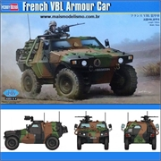 French VBL Armour Car - Hobby Boss - 1/35