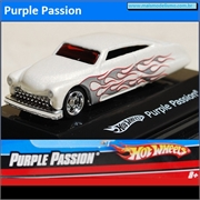HW - PURPLE PASSION - Hot Wheels - 1/87
