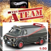 HWE - THE A-TEAM Van - Hot Wheels - 1/50