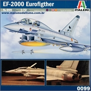 Eurofighter EF-2000 Twin-Seat - Italeri - 1/72