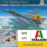 F-16 Fighting Falcon - Italeri - 1/72