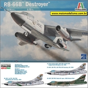 Douglas RB-66B Destroyer - Italeri - 1/72