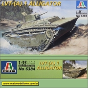 LVT (A) 1 Alligator - Italeri - 1/35
