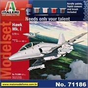 Hawk Mk. I - Model-Set Italeri - 1/72
