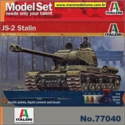 JS-2 Stalin - Model-Set Italeri - 1/72