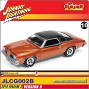 1973 - Pontiac GTO Cobre - Johnny Lightning - 1/64
