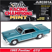1965 - Pontiac GTO Azul - Johnny Lightning - 1/64