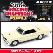 1965 - Pontiac GTO Amarelo - Johnny Lightning - 1/64