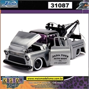 1955 - Chevy Stepside Wrecker 25th - Jada Toys - 1/24