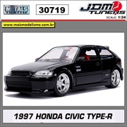1997 - Honda Civic Type-R - Jada - 1/24