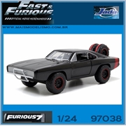 Furious 7 - 1970 Doms Dodge Charger R/T OFF ROAD - Jada - 1/24