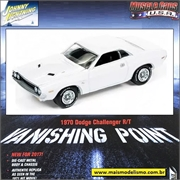 1970 - Dodge Challenger R/T Vanishing Point - Johnny Lightning - 1/64