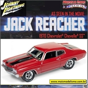 1970 - Chevy CHEVELLE SS Jack Reacher - Johnny Lightning - 1/64