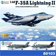 F-35A Lightning II - Kitty Hawk - 1/48