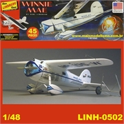 Lockheed VEGA 5-C WINNIE MAY - Lindberg - 1/48