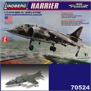 HARRIER - Lindberg - 1/72