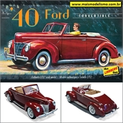 1940 - Ford Convertible - Lindberg - 1/32