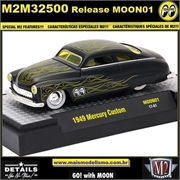 1949 - Mercury Custom MOON01 - M2 Machines - 1/64