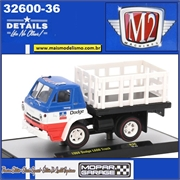 1966 - Dodge L600 Truck - M2Machines - 1/64