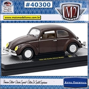1952 - VW Beetle Deluxe Model R67 - M2Machines - 1/24