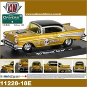 1957 - Chevrolet BEL AIR HUSTLER - M2M - 1/64