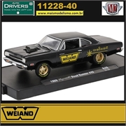 1969 - Plymouth Road Runner 440 WEIAND R40 - M2 Machines - 1/64