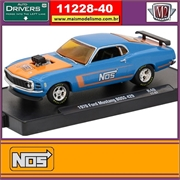 1970 - Ford Mustang Boss 429 NOS R40 - M2 Machines - 1/64
