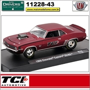 1969 - Chevrolet Camaro SS/RS TCI R43 - M2 Machines - 1/64