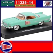 1957 - Chrysler 300C HOLLEY R44 - M2 Machines - 1/64